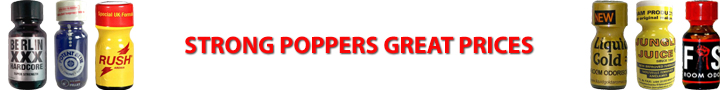 Gay Poppers Shop