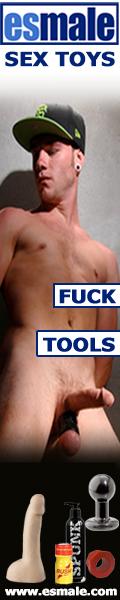 Shop gay fuck tools at ESmale